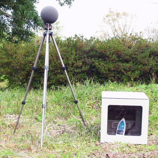 低周波用全天候ウインドスクリーン(φ175)
